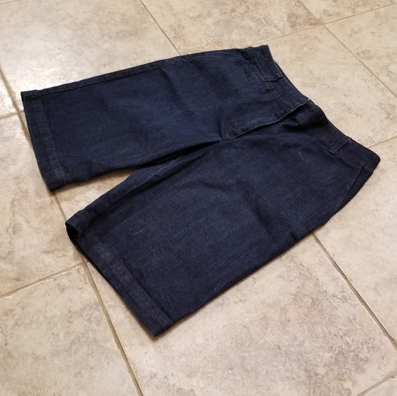 Talbots Pants - Talbots Like New Blue Jean Shorts Heritage Nice!